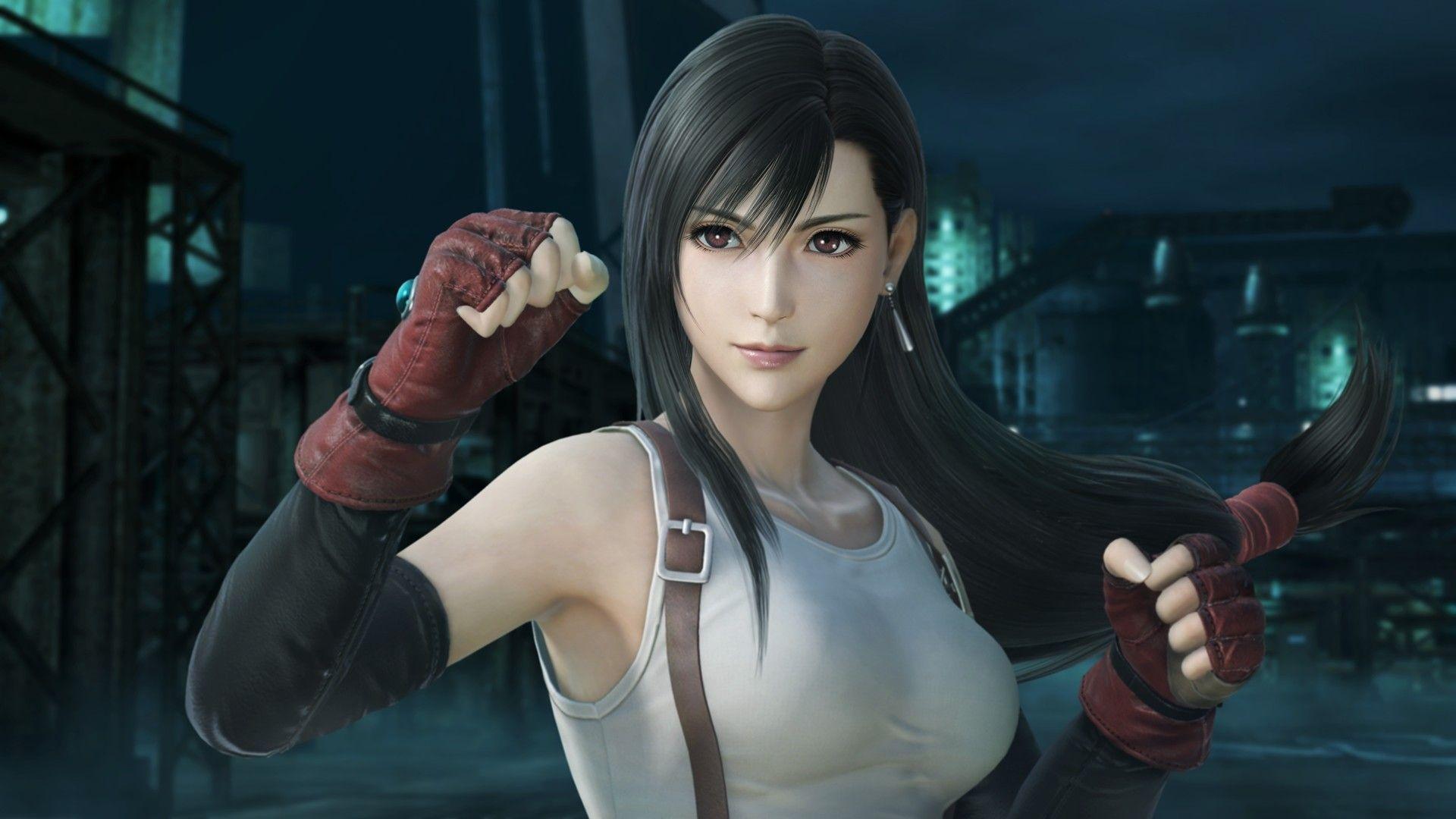 В базе данных PSN нашли обложку демо-версии Final Fantasy VII Remake