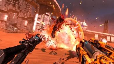 Состоялся релиз виртуального шутера Serious Sam 3 VR: BFE