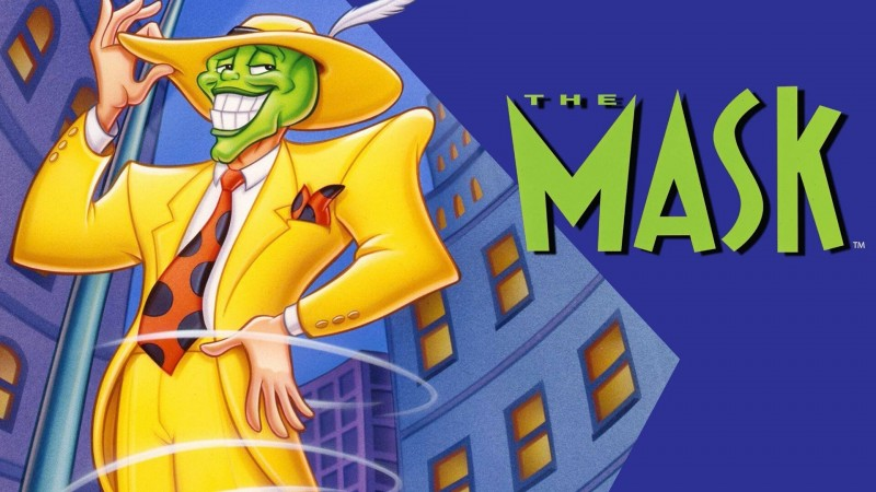 The Mask: Animated Series, 1995