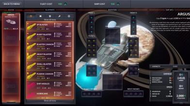 Дневник Starfall Tactics - тюнинг космических кораблей!