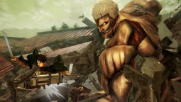 В Attack on Titan 2 стал доступен новый PvP-режим Showdown наряду с тремя вышедшими ранее