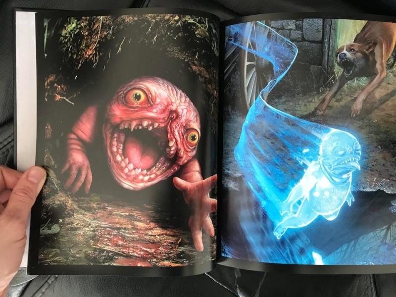 Фанат сделал книгу по The Witcher 3