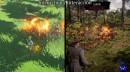 Сравнение интерактивности мира и деталей в Red Dead Redemption 2 и The Legend of Zelda: Breath of the Wild