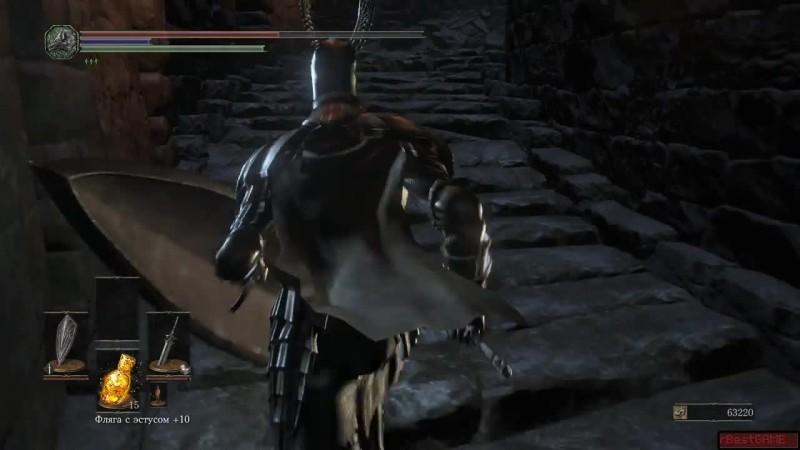 Dark Souls 3 The Ringed City - прохождение 6