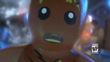 Анонс трейлер LEGO Marvel Super Heroes 0