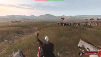 7 минут игрового процесса Mount & Blade 0: Bannerlord