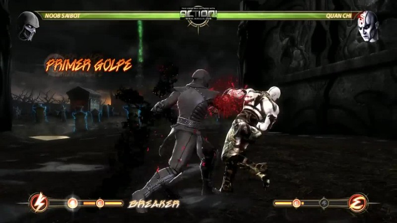 Mortal Kombat PC Mod Krypt Stage DLC by Hanzo-Hasashi MK Komplete Edition  MKKE HD