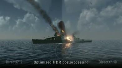 «Морской Охотник» DX9 vs. DX10