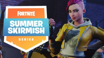 Virtus.pro вошла в ТОП-5 Summer Skirmish по Fortnite