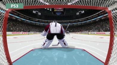 NHL 16 PS4 vs. PS3 NHL Legacy Edition -Детальное сравнение