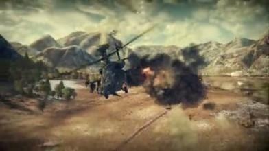 """Apache: Air Assault """"Launch Trailer"""""""
