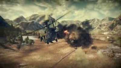 "Apache: Air Assault ""Launch Trailer"""