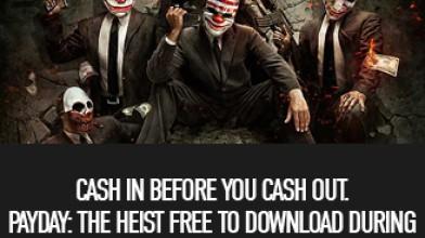 OVERKILL объявили бесплатную раздачу Payday: The Heist, которая запланирована на 18 октября