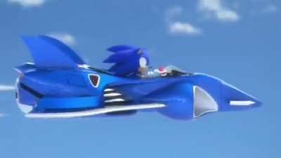 Sonic & All-Stars Racing Transformed™ - Announcement Trailer