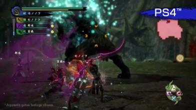 Сравнение Toukiden: Kiwami на PS4 и PS Vita