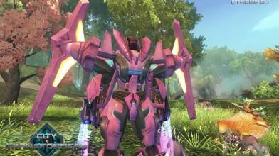 Трансформеры в City of Transformers