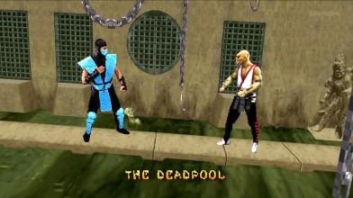 Фанат воссоздал фаталити Mortal Kombat 2 в 3D