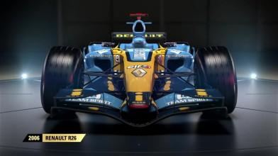 F1 2017 - опубликовано новое видео симулятора королевских гонок