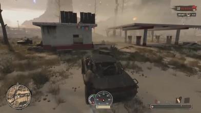 12 минут геймплея Fractured Lands