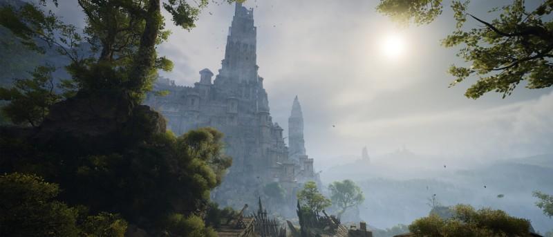 Замок, в котором, скорее всего, окажутся игроки