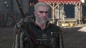 ������ � The Witcher 3 ��������� ������������ ���� �����