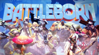 "Battleborn ""For Every Kind of Badass (E3 2015 Трейлер)"""