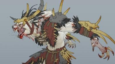 Total War: Warhammer - Концепт-арты Норска