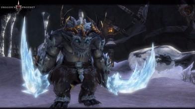 В Dragon's Prophet нагрянула зима