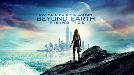 Покорение морей в новом трейлере Civilization: Beyond Earth - Rising Tide