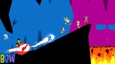 Цифровой релиз многопользовательского платформера Runbow для PS4 и Switch состоится 3 июля