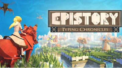 Приключенческая игра Epistory - Typing Chronicles вышла в Steam