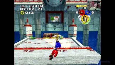 Sonic Heroes - 1. Начало и кривые руки (прохождение на русском)