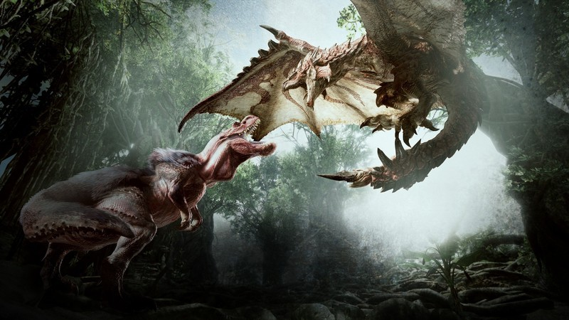 Картинки по запросу monster hunter world