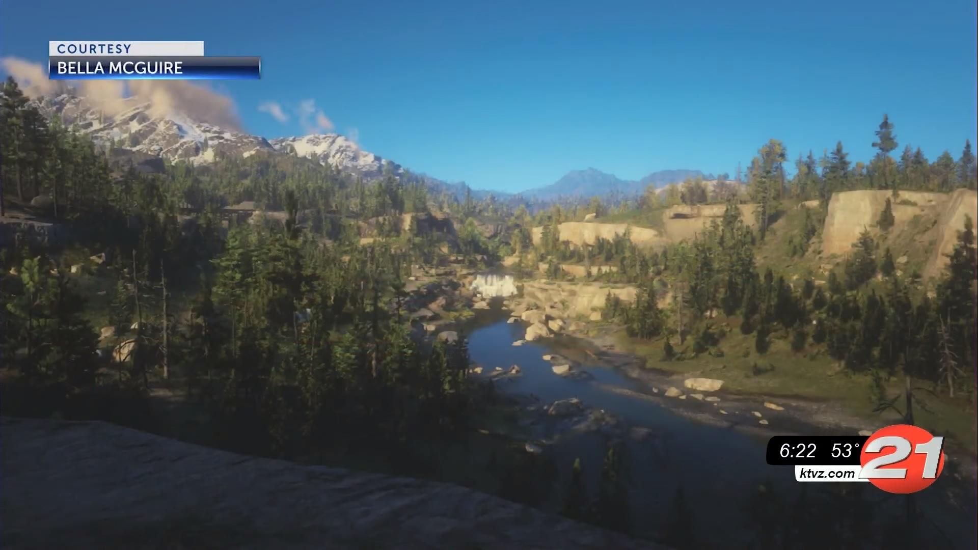 Американский канал второй раз принял скриншот из Red Dead Redemption 2 за реальную фотографию