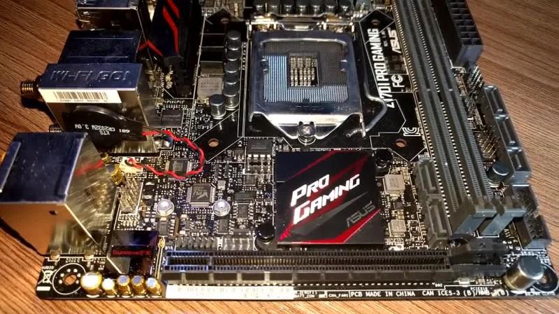 Тест процессора I7 7700k на 5,1 ГГц