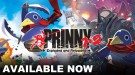 Опубликован релизный трейлер переиздания Prinny 1-2: Exploded and Reloaded