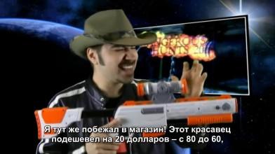 Cabela's Dangerous Hunts 2011 - обзор от Angry Joe [Русские субтитры]