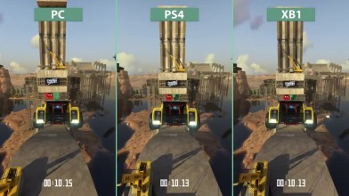 Trackmania Turbo - Детальное сравнение PC vs. PS4 vs. Xbox One