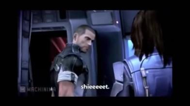 Mass Effect - У Шепард закружилась голова