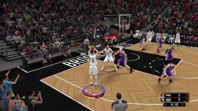 История серии NBA 2K