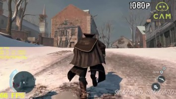 Assassin's Creed 3 - GTX 1050 ti - i3 6100 - 1080p - 1440p - 4K