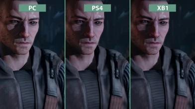 """The Technomancer """"Сравнение графики - PC vs PS4 vs Xbox One"""""""