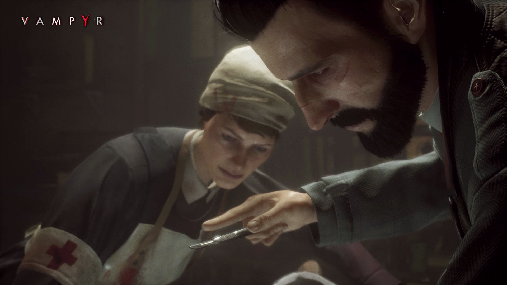 Релизный трейлер игры Vampyr
