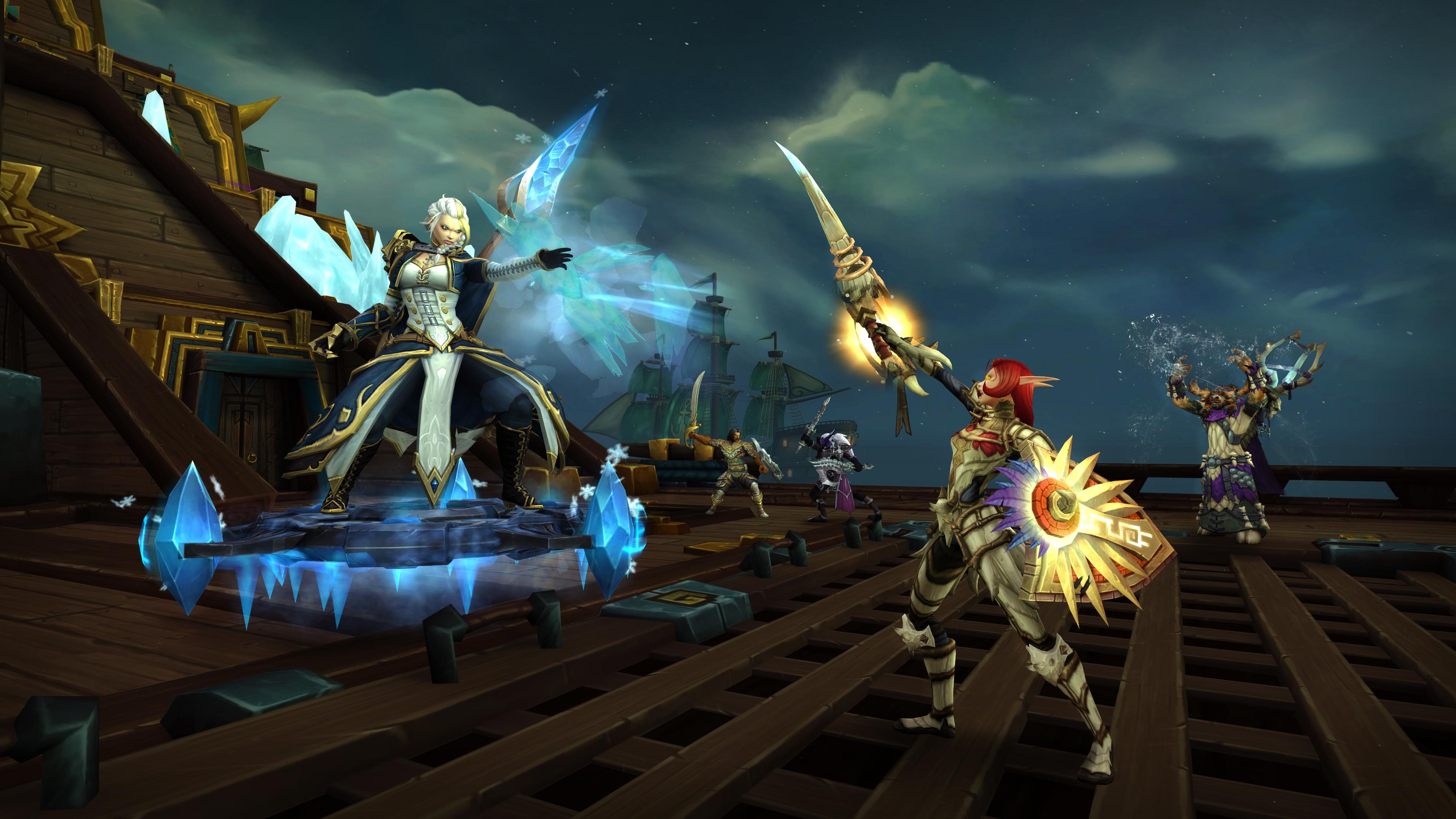 World of Warcraft - Еженедельное событие: подземелья дополнения Battle for Azeroth