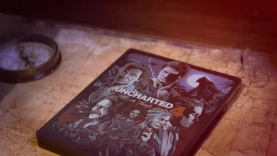 "Uncharted 4: A Thief's End ""Трейлер Special Edition"""