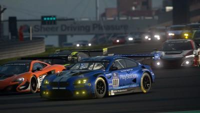 Появление дождливой погоды на трассах в Gran Turismo Sport не займет много времени