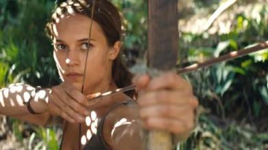 """Фильм """"Tomb Raider: Лара Крофт"""" окупился в прокате"""