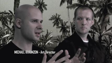 Видео о создании игры Crysis из Коллекционного издания