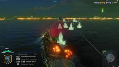 World of Warships - Корабль-нежить! Режим сумеречный бой