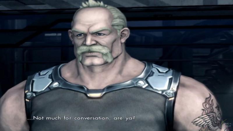 Командир Вандэм – Xenoblade Chronicles X